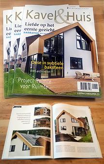 Publicaties narrativa architecten for Kavel en huis droomhuis