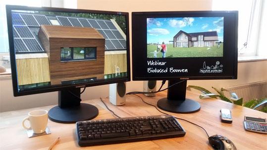 Gratis webinar: Ecologisch biobased bouwen