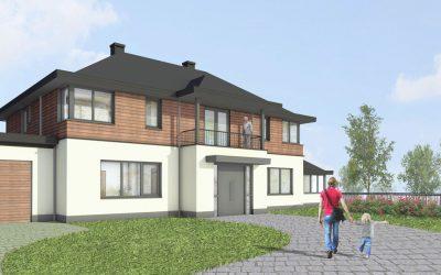 Omgevingsvergunning villa Driebergen goedgekeurd!