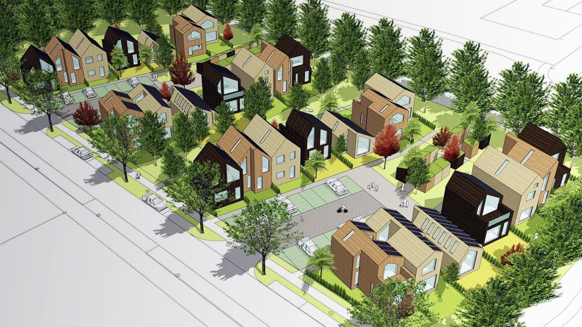 Zelfbouwproject in Almere: Wikihouse, betaalbaar en energiezuinig