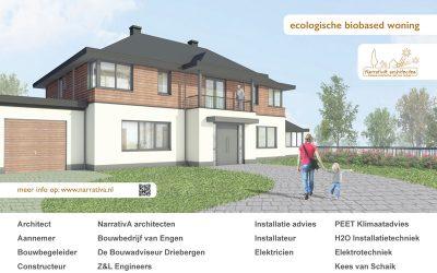 Bouw villa Driebergen