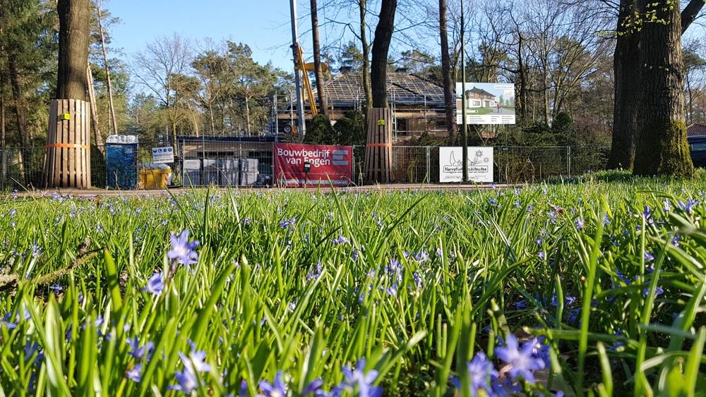 Ecologische biobased duurzame villa in Driebergen