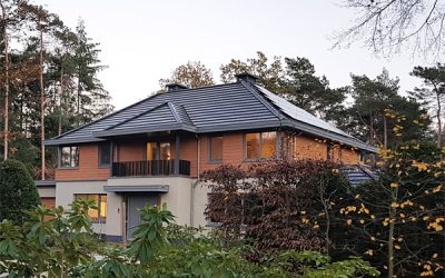 Opgeleverd: ecologische villa in Driebergen