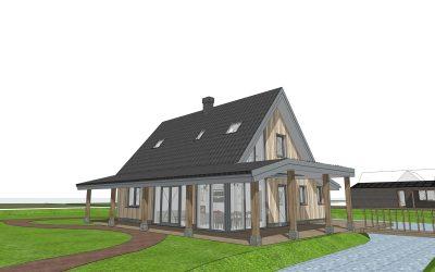 Nieuw project: Volendamse muts in de polder