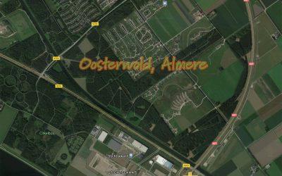 Zelfbouwen in Oosterwold, Almere