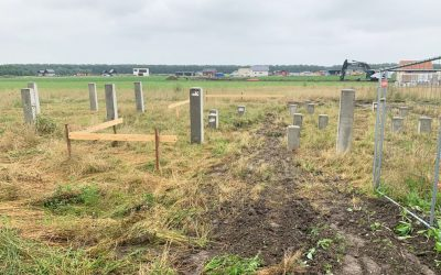 (Zelf)bouw in Oosterwold gestart