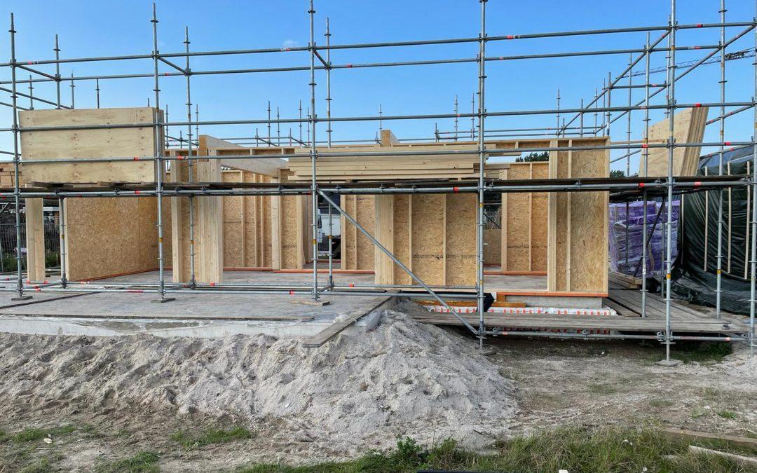 Bouw-update nieuwe woningen